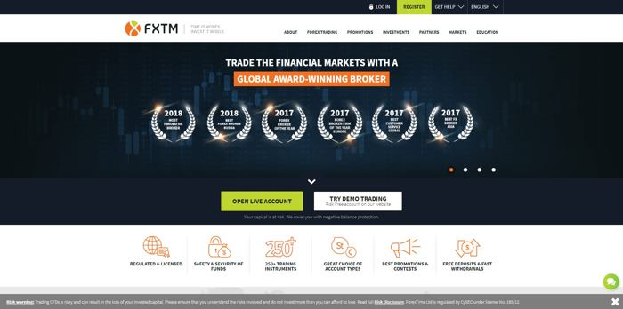 forextime trading broker